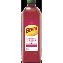 Photo of Berri Classics Cranberry 2l