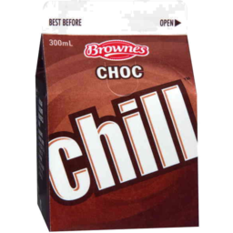 Photo of Brownes Choc Chill 300ml
