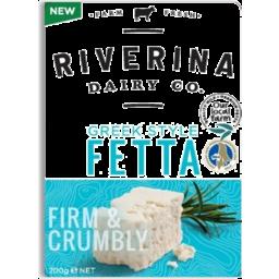 Photo of Riverina Greek Style Fetta 200g