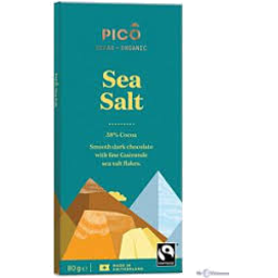 Photo of Pico Choc Sea Salt 80gm