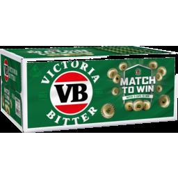 Photo of Victoria Bitter Stubbies