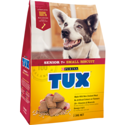 Photo of Tux Dog Food Dry Senior 2.5kg