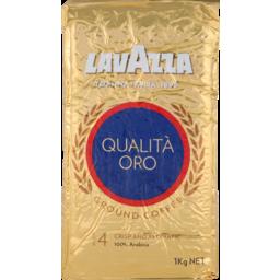 Photo of Lavazza Ground Coffee Qualità Oro 1kg