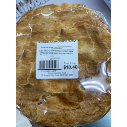 Photo of South Wagga Cheese & Bacon Pie Family