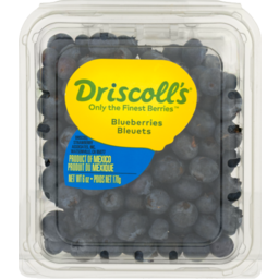 Photo of Blueberries - Punnet
