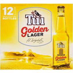 Photo of Tui Lager 12 x 330ml Bottles