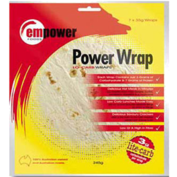 Photo of Empower Power Wrap 245g