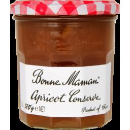 Photo of Bonne Maman Apricot Conserve 370g 370g