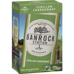 Photo of Banrock Station Semillon Chardonnay