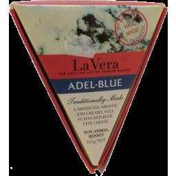 Photo of La Vera Adel-Blue Cheese 115gm