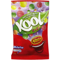 Photo of Allen's Kool Fruits 220gm