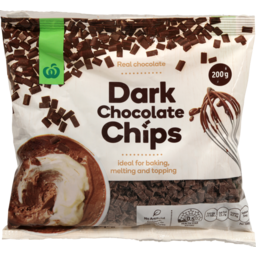 Photo of WW Dark Chocolate Chips 200g