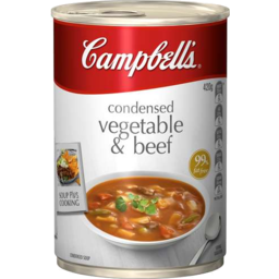 Photo of Campbells Soup Vegetable Beef 420gm