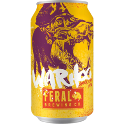 Photo of Feral War Hog IPA Cans