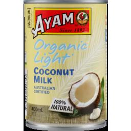 Photo of Ayam Organic Coconut Milk 400ml 400ml