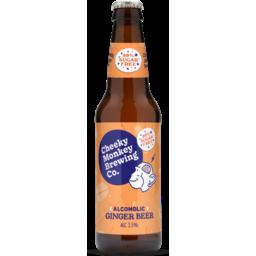 Photo of Cheeky Monkey Ginger Beer Bottles