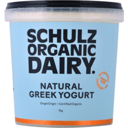 Photo of Schulz Natural Greek Yoghurt