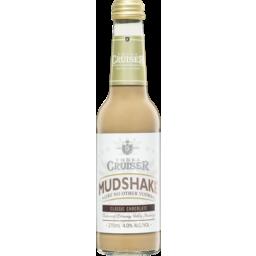 Photo of Vodka Cruiser Mudshake Chocolate Bottles