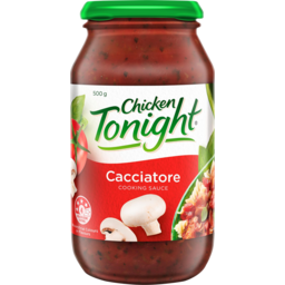 Photo of Chicken Tonight Cacciatore Cooking Sauce 500g