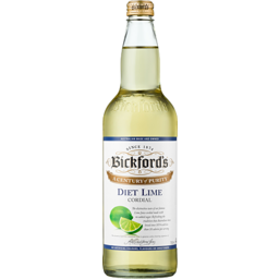 Photo of Bickford's Diet Lime Cordial 750ml