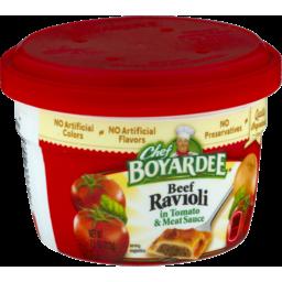 Photo of Chef Boyardee Beef Ravioli
