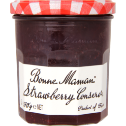 Photo of Bonne Maman Strawberry Conserve 370g