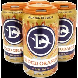Photo of Dainton Blood Orange NEIPA Can