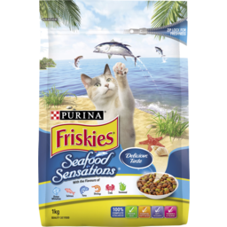 Photo of Friskies Adult Seafood Sensation 1kg