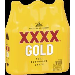 Photo of XXXX Gold Tallie 3 Pack