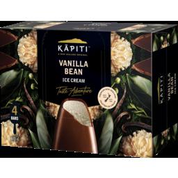 Photo of Kapiti Ice Cream Vanilla Bean 4 Pack