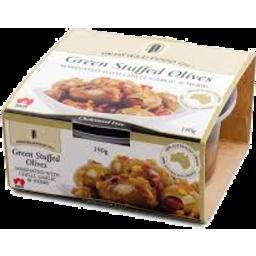 Photo of Penfield Mari Green Stuffed Olives 190g