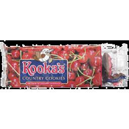 Photo of  Kooka's Country Cookies Choc Cherry 200gm