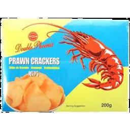 Photo of Double Phoenix Prawn Crackers 200g