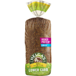Photo of Helga's Lower Carb Soy & Toasted Sesame Bread 700gm