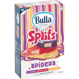 Photo of Bulla Splits Spiders Variety Pack 10pk