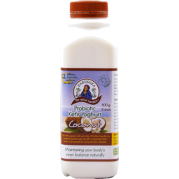 Photo of Babushka Probiotic Kefir Yoghurt Coconut 500g