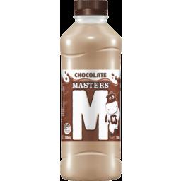 Photo of Masters Chocolate Flavoured Milk 750ml Btl (6)