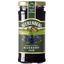 Photo of Beerenberg Jam Blueberry (300g)