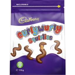 Photo of Cadbury Curly Wurly Squirlies 110g