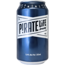 Photo of Pirate Life Pale Ale Cans