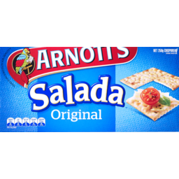 Photo of Arnott's Salada Original Biscuits 250g