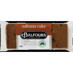 Photo of Balfours Cake Sultana 500g