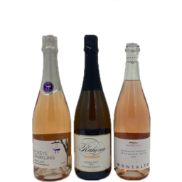 Photo of Mornington Peninsula Trio Sparkling Rose'