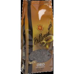 Photo of Vittoria Coffee Oro Coffee Beans 500g
