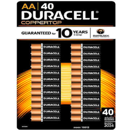 Photo of Duracell Batteries Aa