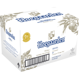 Photo of Hoegaarden Witbier Stubbies