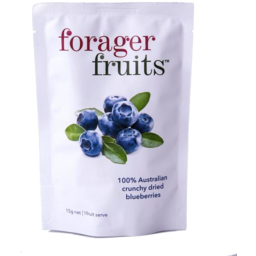 Photo of Forager Fruits Blueberry 20gm