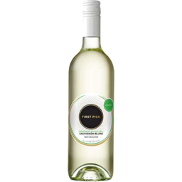 Photo of First Pick by Kim Crawford Low Calorie Sauvignon Blanc 750ml