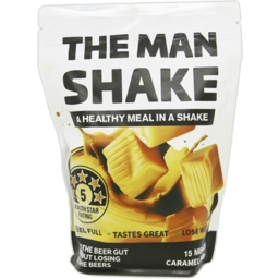 Photo of Man Shake Caramel 840gm