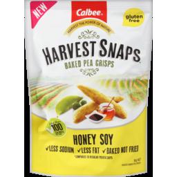 Photo of Harvest Snaps Honey Soy 93g